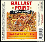 Logo of Ballast Point Habanero Sculpin