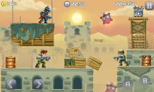 Metal Soldiers Mod Apk 1.0.14 4