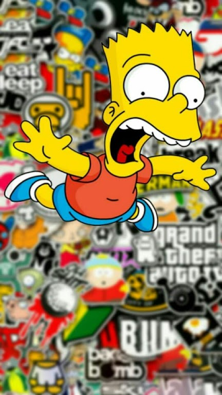 Download Bart Simpson Wallpaper Apk Latest Version 10 For