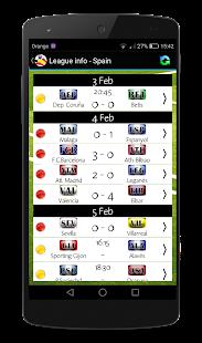 Info Liga Pro - náhled