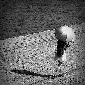 Following my rail.... by Paulo Faria - People Street & Candids