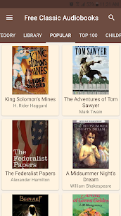 Free Classic Audiobooks – Read and listen 1