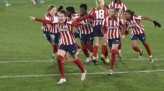 (1-1): El Atlético de Madrid tumba al gran favorito