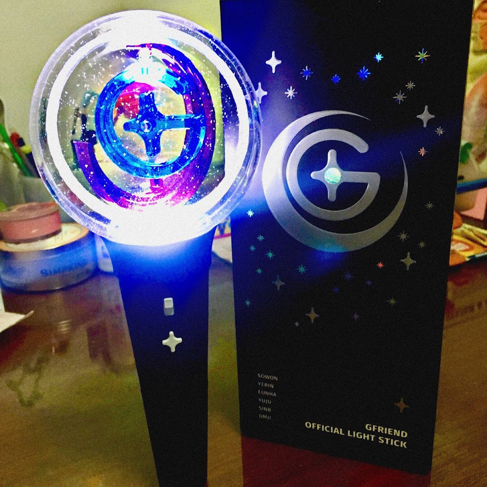 kpop lightstick brightest 8