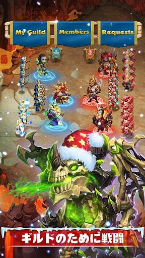Castle Clashuff1au9802u4e0au6c7au6226 apktram screenshots 11