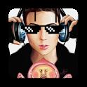 Popular streamer letsplayer icon