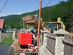Photo: Generator Yanmar 45 kVA, Pensiune Melba, Dubova-Mehedinti