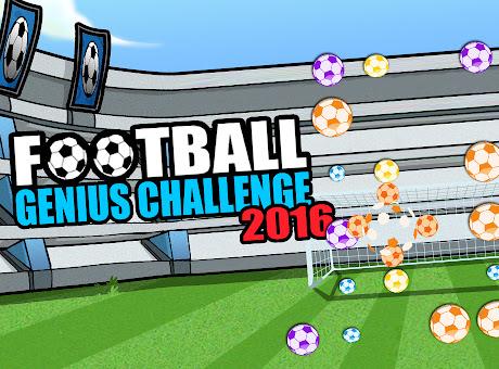 Football Genius challenge 2016
