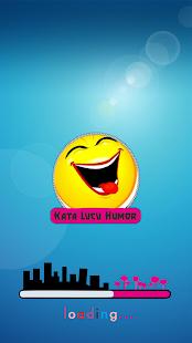 Kata Kata Lucu Humor - náhled