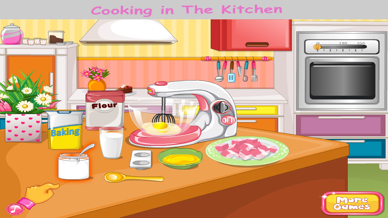 Cooking In Kitchen Bake Cake Android Apps On Google Play