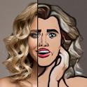 CreepyArtist - Halloween Photo Fun & Art Filters icon