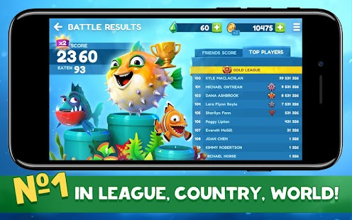 Fish Now: Online io Game & PvP - Battle- screenshot thumbnail