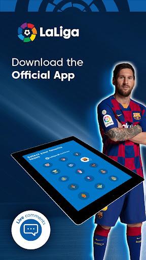La Liga - Live Soccer Scores, Goals, Stats & News Screenshots 9