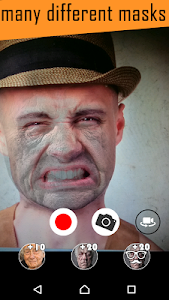 Old Face Camera: Funny masks screenshot 3