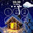 winter lock screen APK