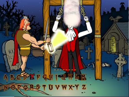 Halloween Hangman Demo - náhled