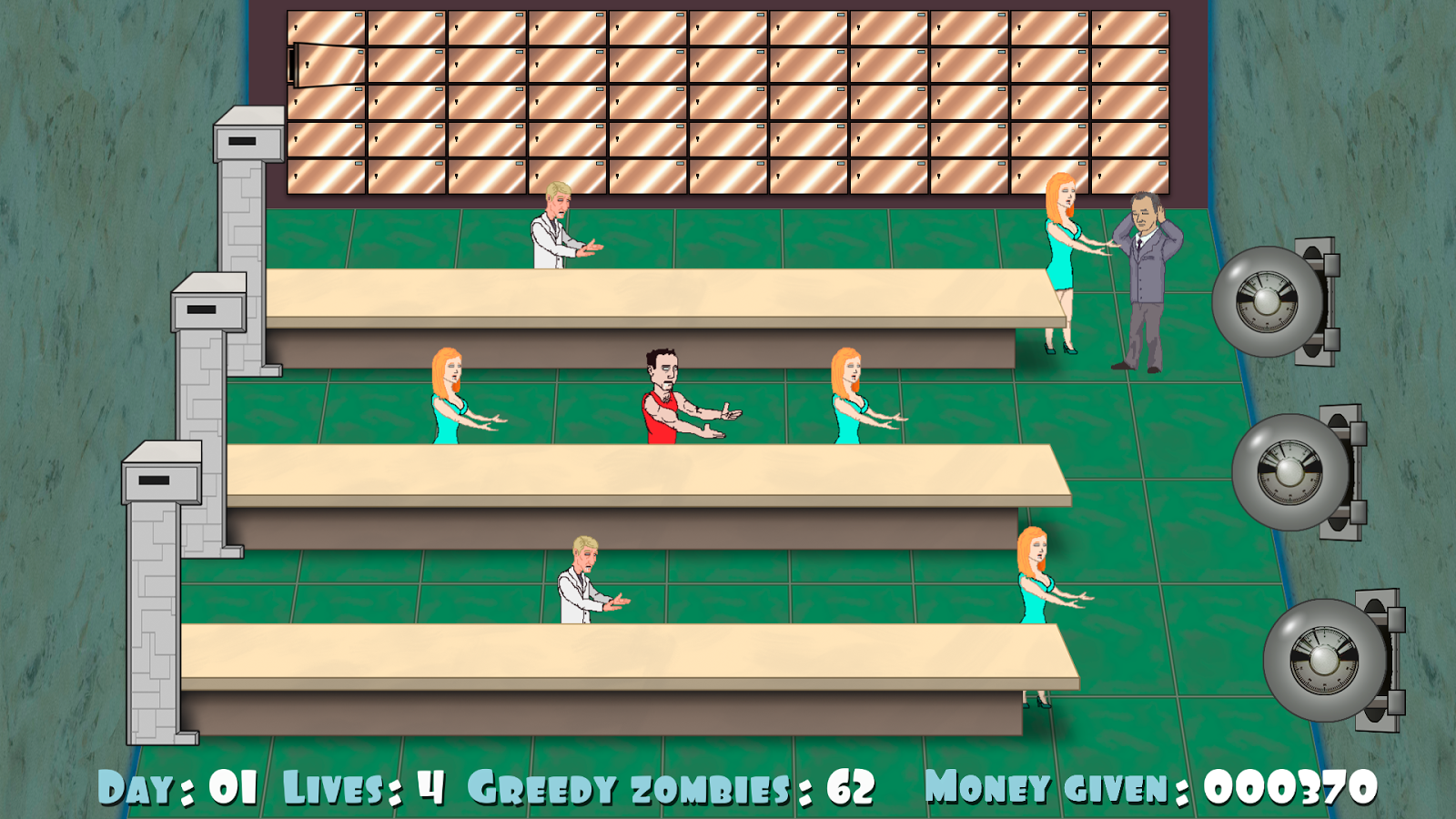 Financier free- screenshot