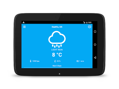 Quick Weather Free Weather App screenshot 9
