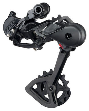 TRP TR12 Rear Derailleur and Shifter Kit - Black alternate image 1