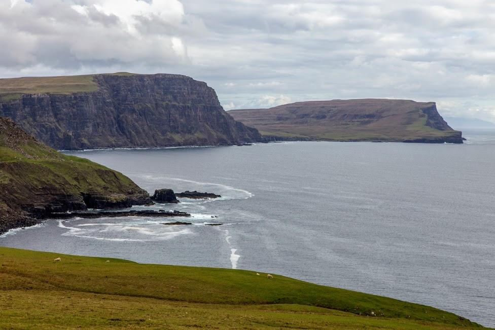 Szkocja, Latarnia Morska Neist Point