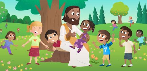 App Da Biblia Para Criancas Historias Animadas Apps No Google Play