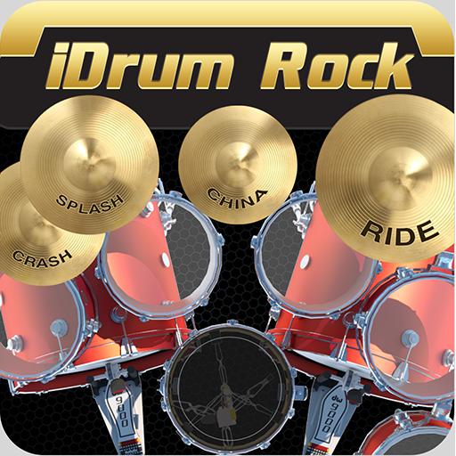 iDrum Rock - Simple Drums - Drums for everyone
