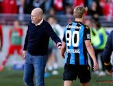 """Clement zag Club nog over Antwerp gaan na lastige match: """"Lang en De Ketelaere kunnen niet altijd top zijn"""""""