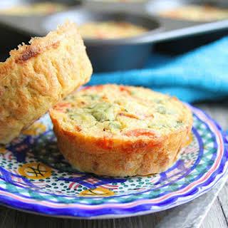 Chickpea Flour Quiche [Vegan].