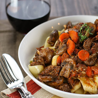 Beef Provencal