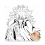How to Draw Anime step by step APK icon