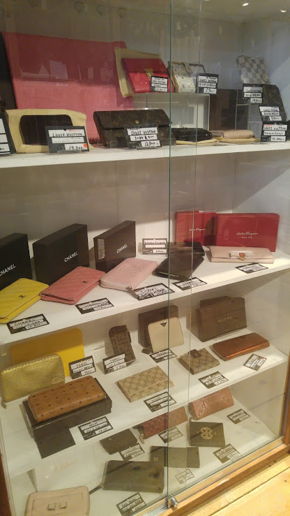 Women's wallets/ purses in DESERT SNOW vintage and second-hand store in Niigata