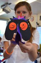 Photo: Pop Up Paper Bugs - Barwick and Stoford Primary School