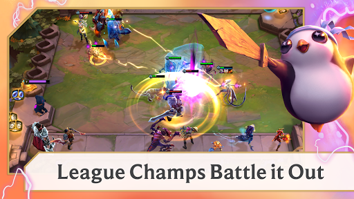 Teamfight Tactics: League of Legends Strategy Game screenshot 1