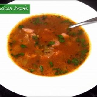 Mexican Pozole (Posole)