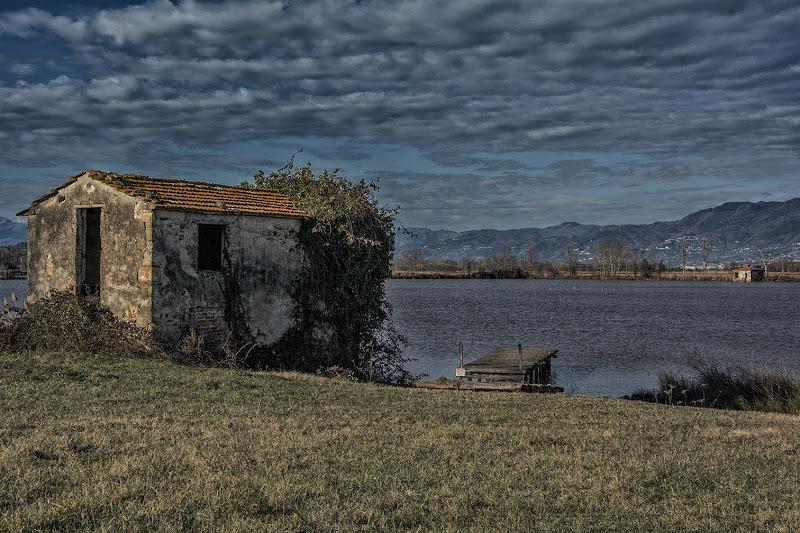 Il cielo sopra il lago di Podista