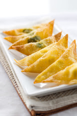Curry Fried Wonton