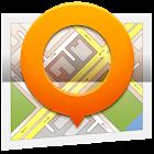 Maps & Navigation — OsmAnd+ icon