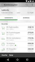 Screenshot of Mobilbank Privat