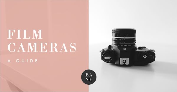 Film Camera Guide - Facebook Ad Template