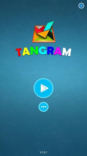 Tangram Puzzles Pro