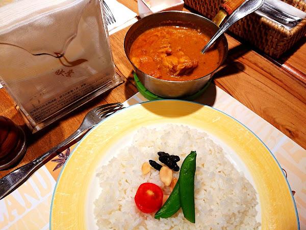 咖哩匠Curry Champ- 日本職人研發咖哩 欣葉旗下品牌 @台北中山 x KAO空食客