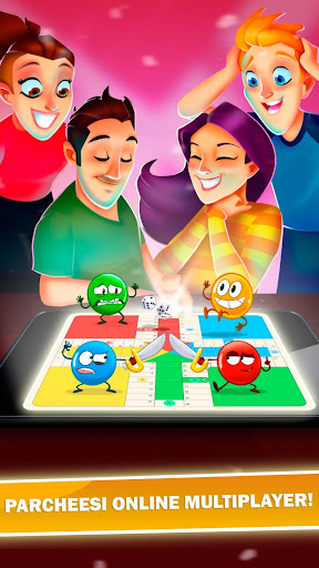 Parcheesi Ludo Multiplayer - Classic Board Game 2.13.1 screenshots 8