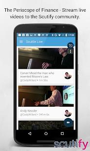 Scutify- screenshot thumbnail