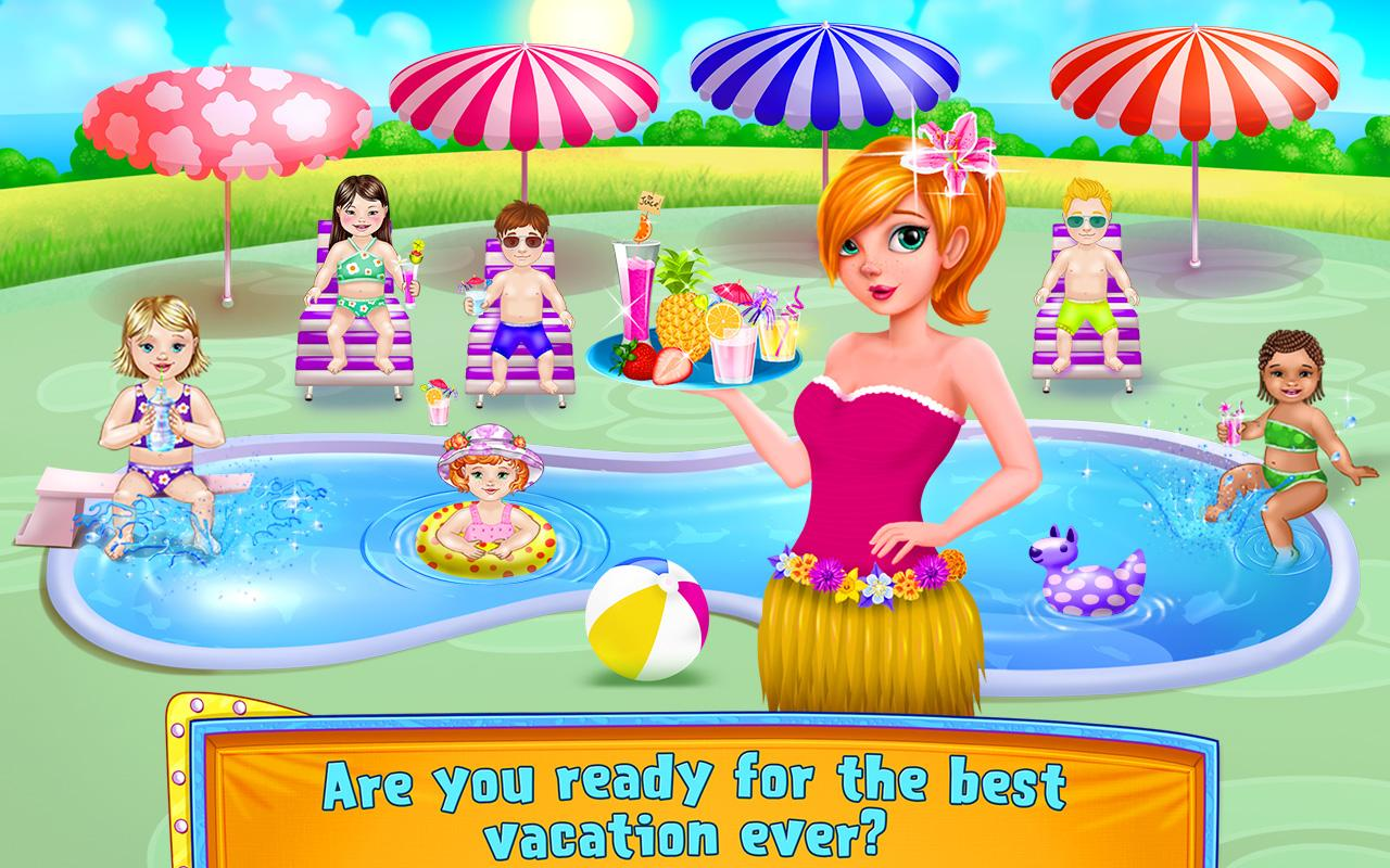 Baby Vacation Apl Android Di Google Play