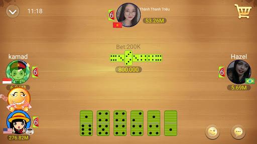 Gaple  Domino Online Zik Games QiuQiu/99/Slot 2020 4.7.4 screenshots 23
