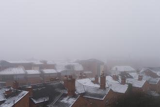 Photo: 02 February 05 (Foggy!)