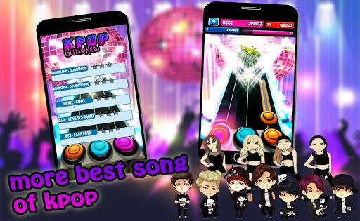 K-POP Guitar Hero 2019 2.0 Mod screenshots 1
