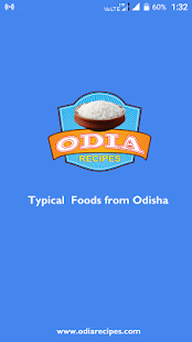Odia Recipes - Taste of Odisha- screenshot thumbnail