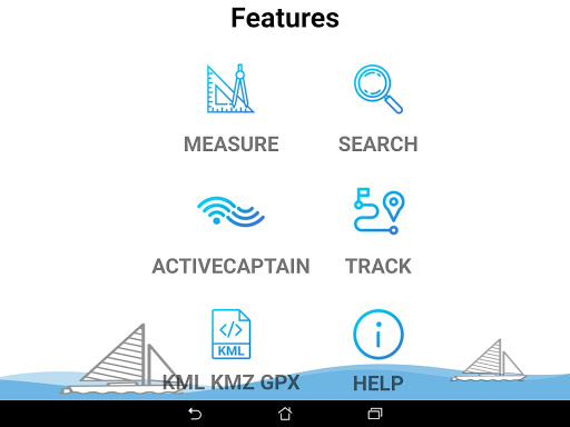 Lake of the Woods Offline GPS Charts screenshot 9
