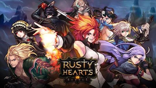 RustyHearts v1.0.8 (God Mod)